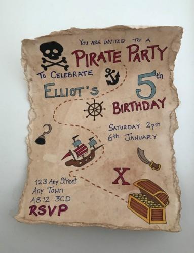 map invite