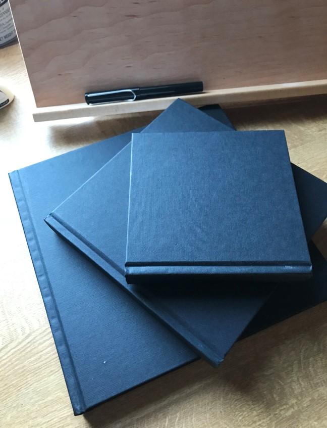 sketchbook selection
