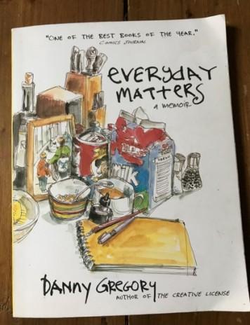 danny gregory book