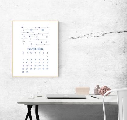 december calendar 3