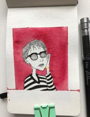 mini sketch 10