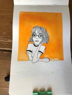 mini sketch 15