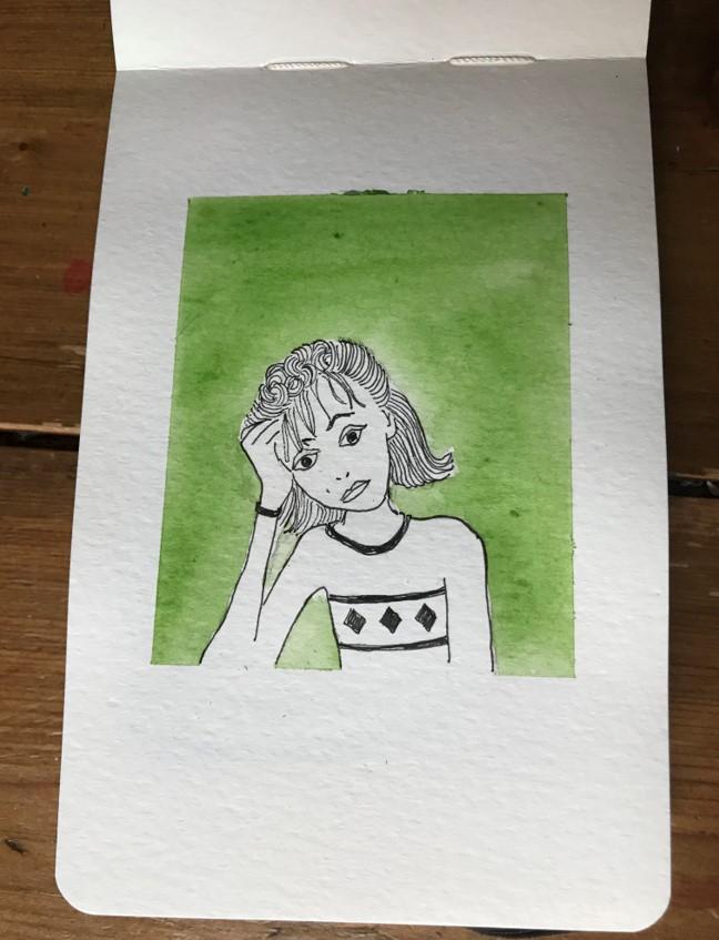 mini sketch 22