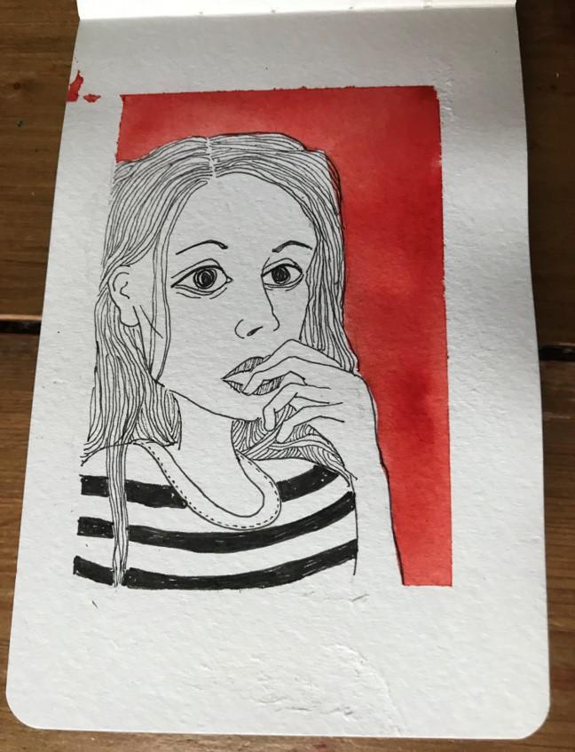 mini sketch 26