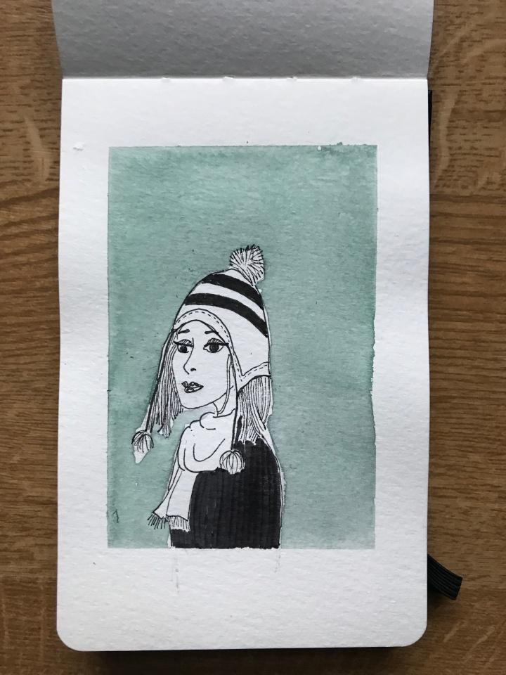 mini sketch 32