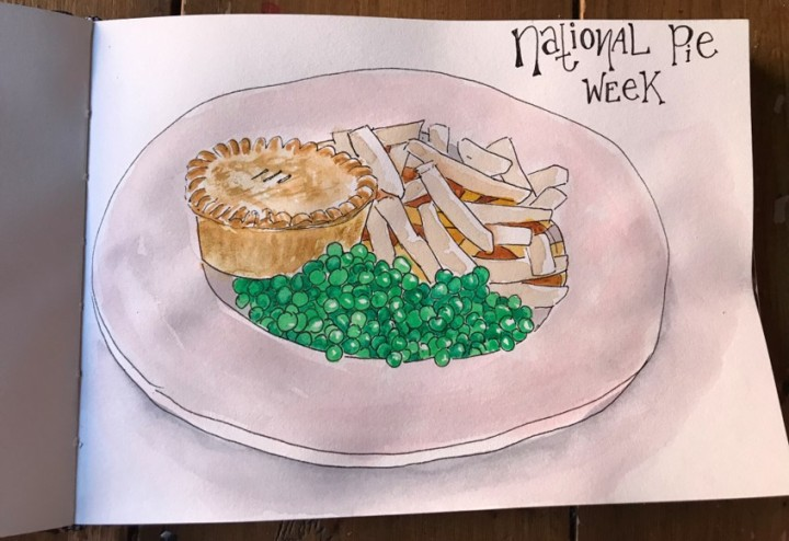 national pie week