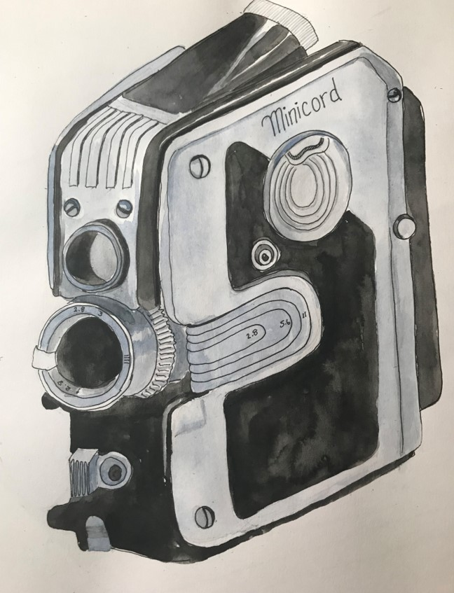 Camera series