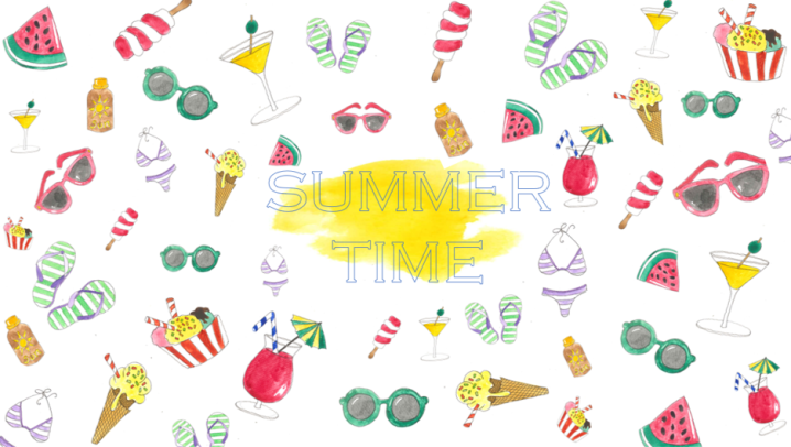 summer time pattern