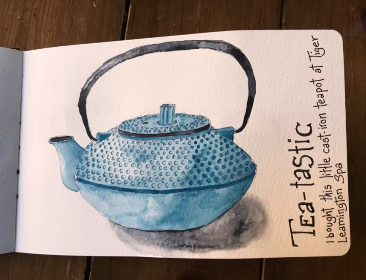 Chinese-teapot