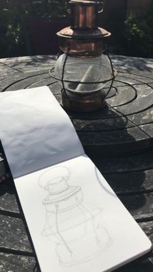 lantern-sketch