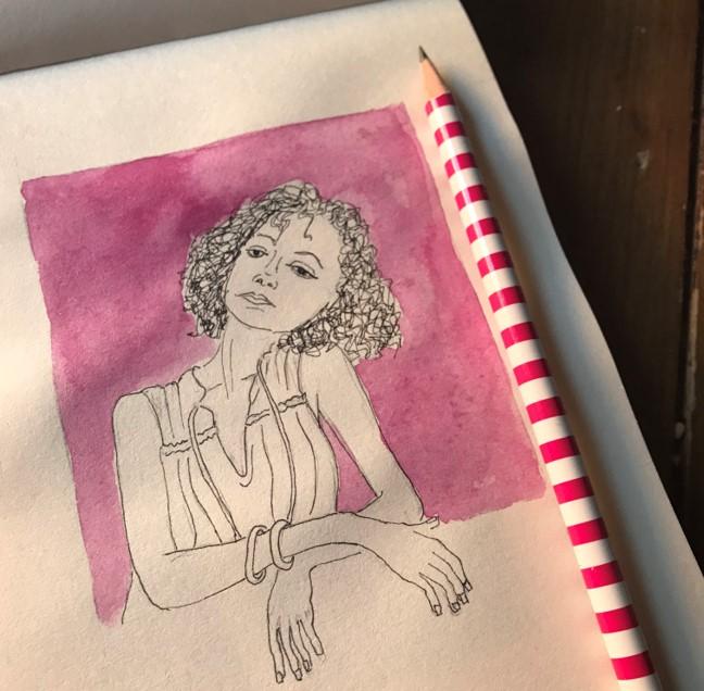 mini sketch 55