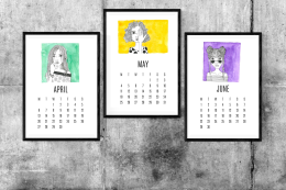 Apr to June