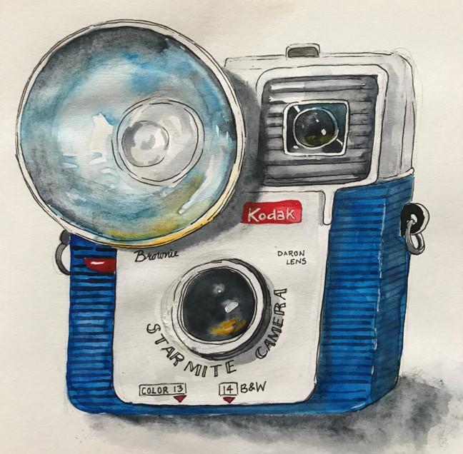 camera-sketches