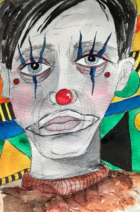 clown-drawing