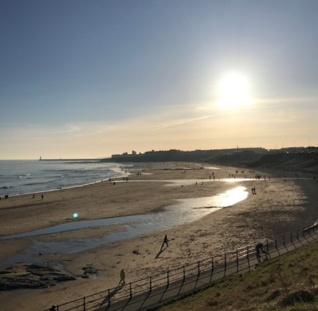 Long Sands, Tynemouth