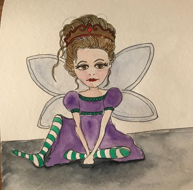 fairy-sketch