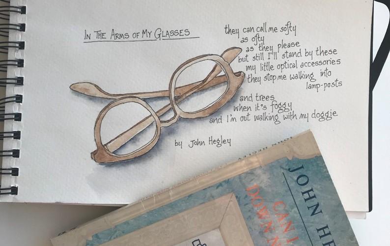 John-Hegley-Poetry
