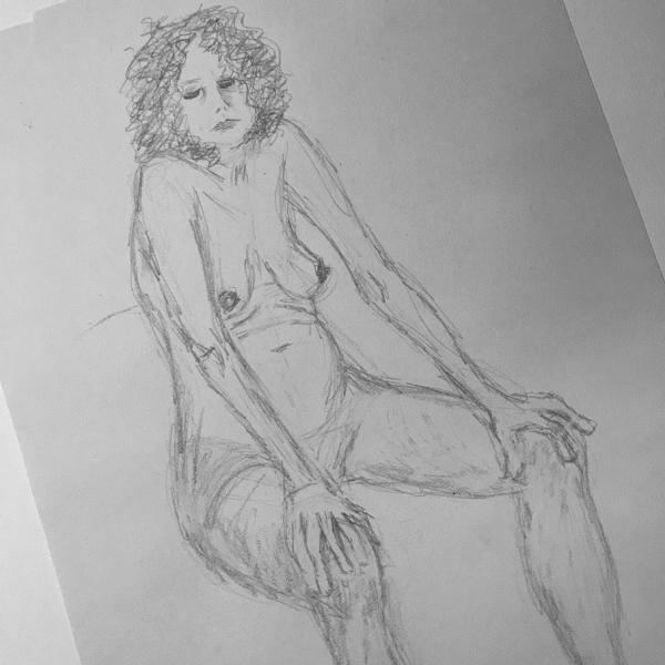 life-drawing