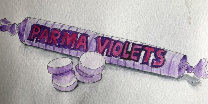 parma-violets