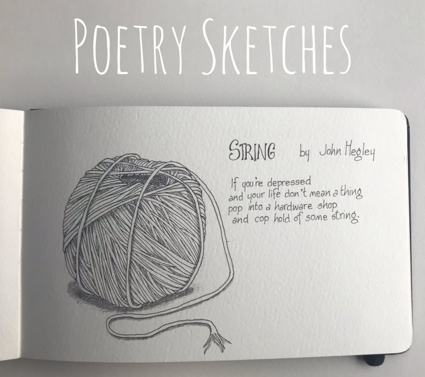 Poetry-sketch