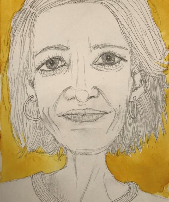 portrait-drawsing