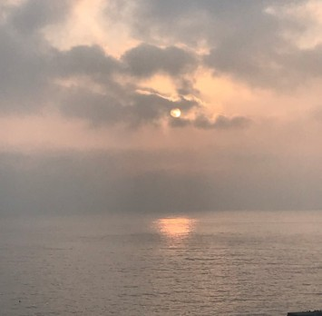 sunrise March 2020 no2
