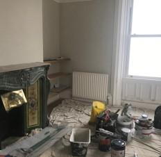 upstairs livingroom