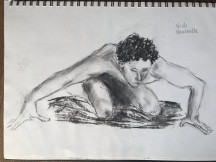 BBC Life drawing class week 1