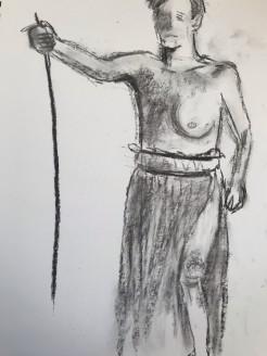 BBC Life drawing class week 1c